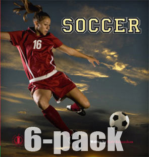 Soccer 6-pack (Level 3)