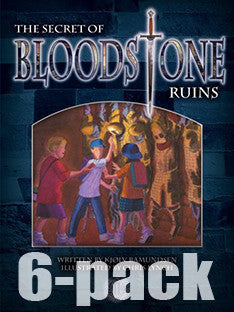 The Secret of Bloodstone Ruins 6-pack (Level 30)