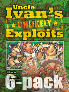 Uncle Ivan's Unlikely Exploits 6-pack (Level 30)
