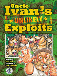 Uncle Ivan's Unlikely Exploits (Level 30)