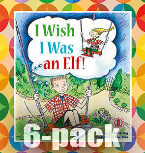 I Wish I Was an Elf 6-pack (Level 4)