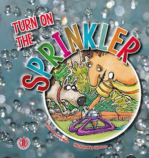 Turn On the Sprinkler (Level 5)