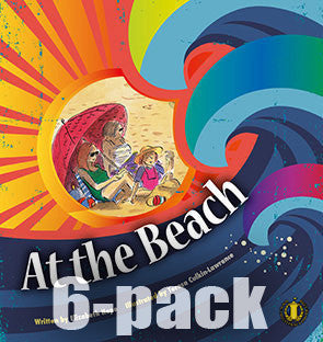 At the Beach 6-pack (Level 8)