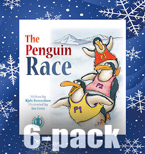 The Penguin Race 6-pack (Level 9)
