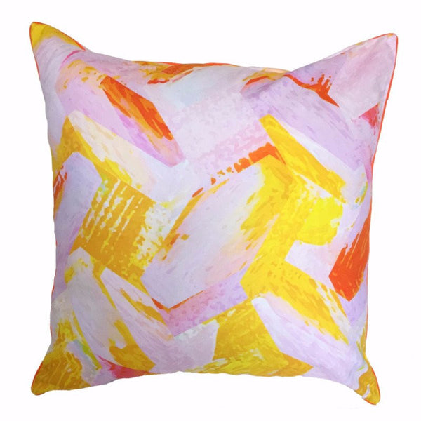 Indoor/Outdoor Pillow - Charlotte - The Blush Label