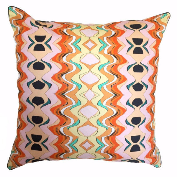 Indoor/Outdoor Pillow - Desert - The Blush Label