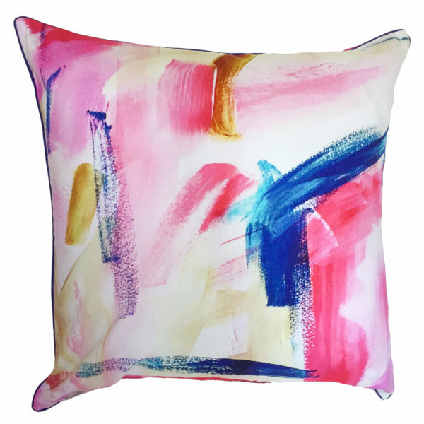 Pillow - Cotton Candy (Pink) - The Blush Label