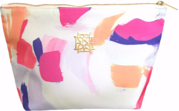 Cosmetic Case - Carnival - The Blush Label
