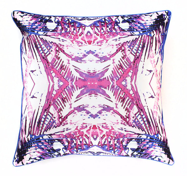 Pillow - Jungle (Purple)