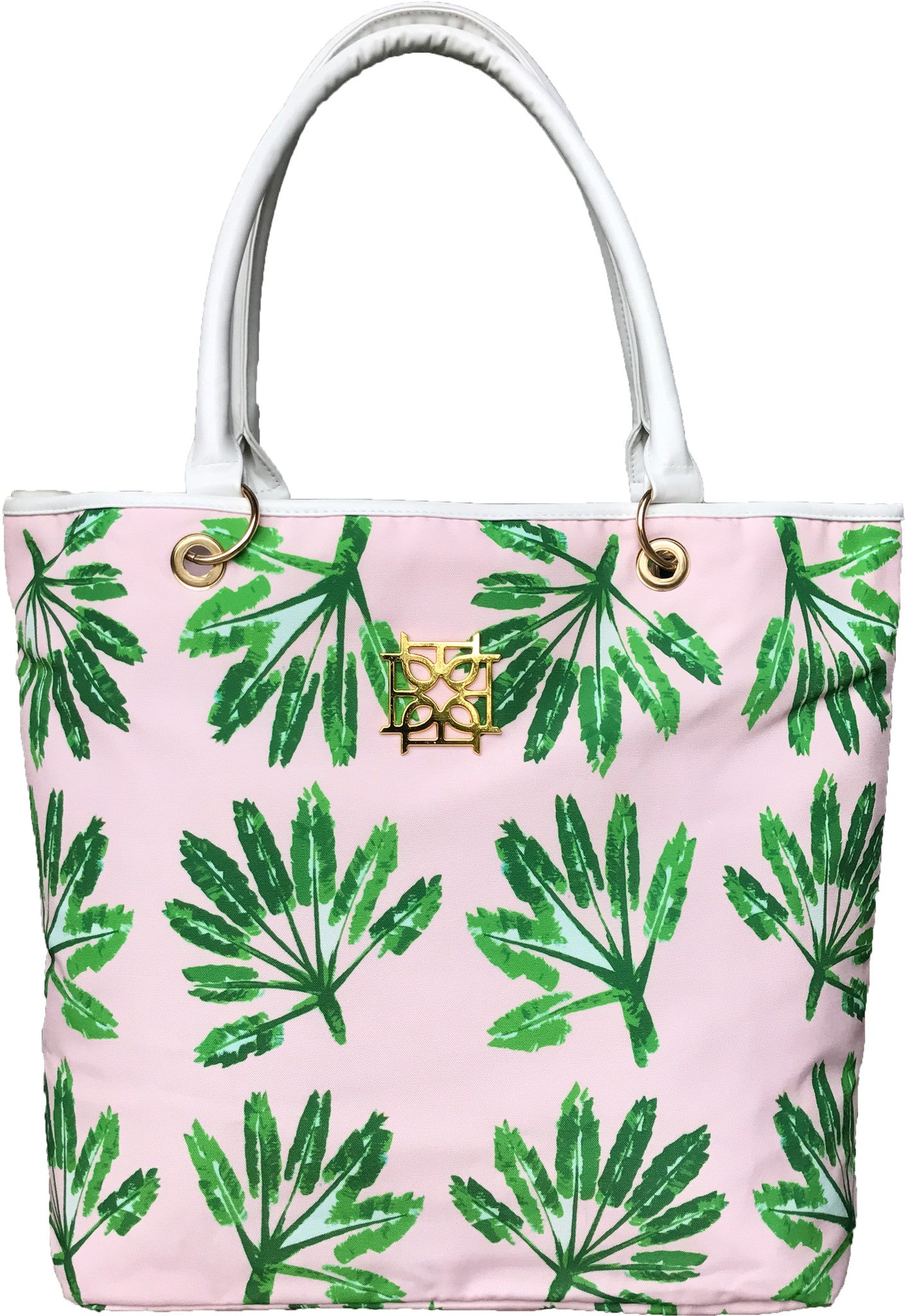 Beach Bag - Little Palms - The Blush Label - Vibrant Resort Wear & Home Decor