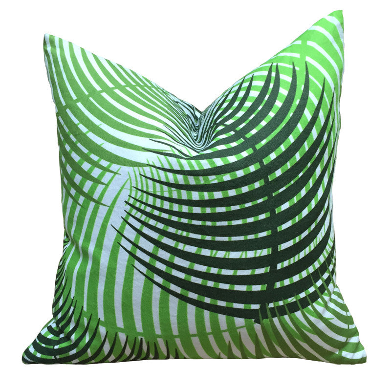 Pillow - Gillian Fern (Green) - The Blush Label