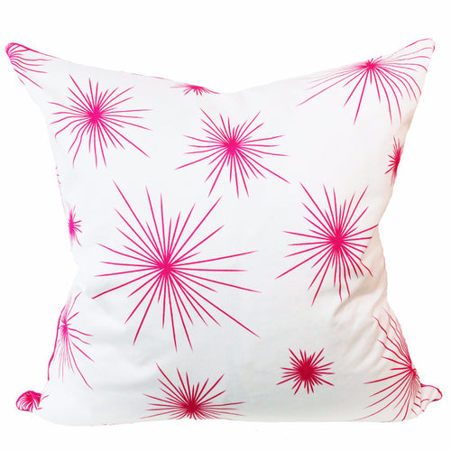 Pillow - Ella Urchin (Hot Pink) - The Blush Label