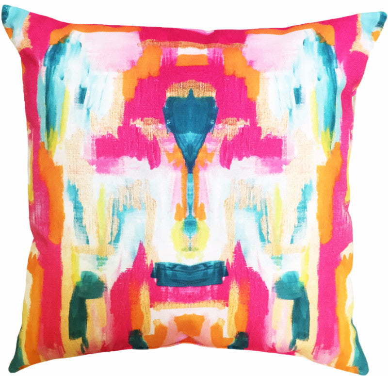 Indoor/Outdoor Pillow - Bombay - The Blush Label
