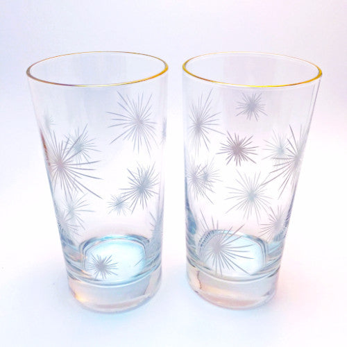 Glassware - Ella Urchin Highball (White) - The Blush Label - Vibrant Resort Wear & Home Decor