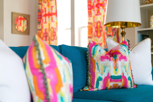 Fabric by the Yard - Bombay - The Blush Label - Vibrant Resort Wear & Home Decor