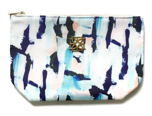 Cosmetic Case - Tilda - The Blush Label - Vibrant Resort Wear & Home Decor