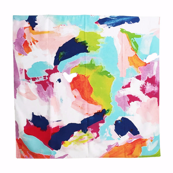 Silk Scarf - Martin - The Blush Label