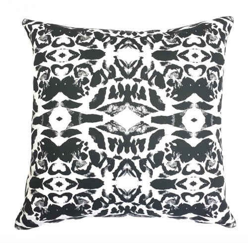 Indoor/Outdoor Pillow - Moroccan - The Blush Label - Vibrant Resort Wear & Home Decor