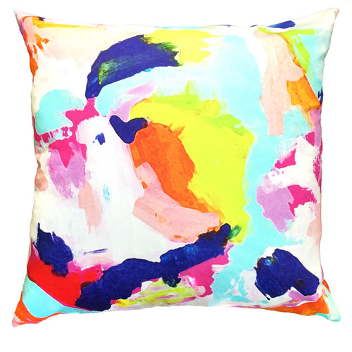 Pillow - Martin (Pink) - The Blush Label - Vibrant Resort Wear & Home Decor