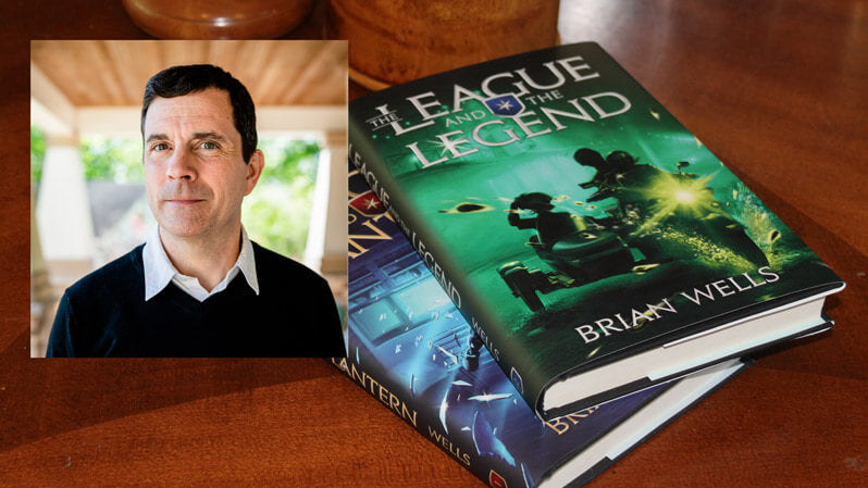 About the league and the legend book