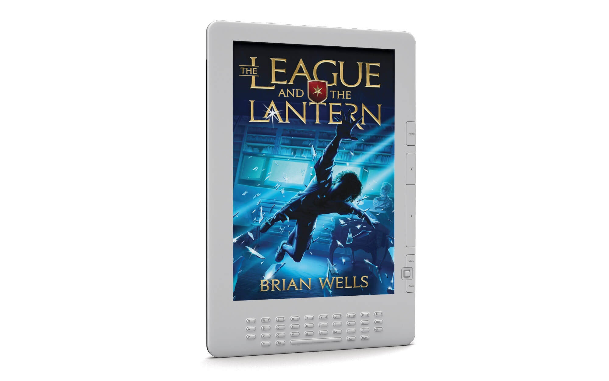 The League and the Lantern - eBook Download - by Brian Wells
