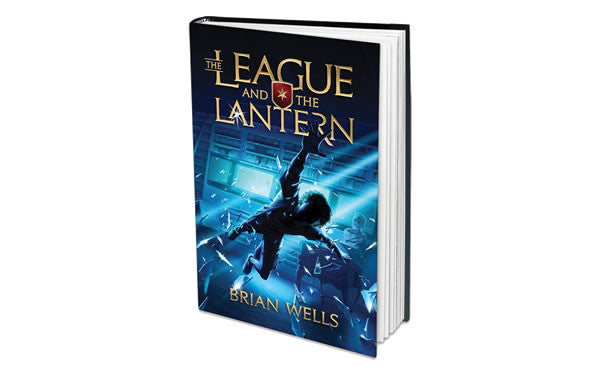 The League and the Lantern - Hardcover