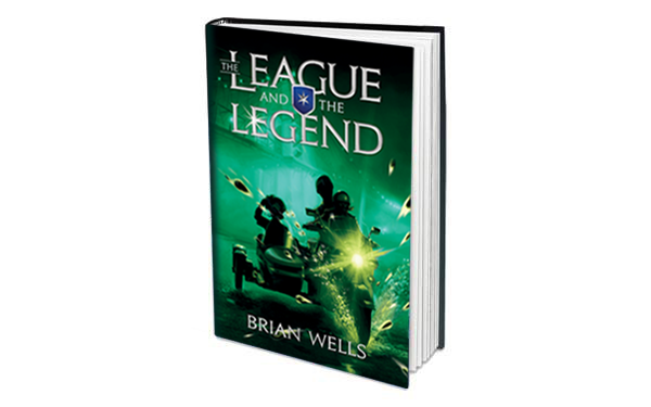 The League and the Legend (Book 2) by Brian Wells - Hardcover