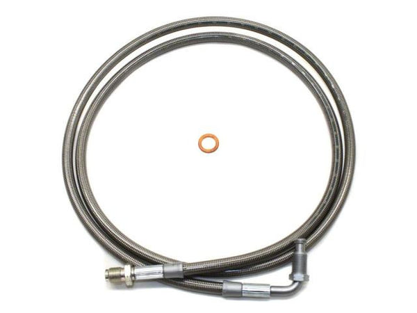 DIF 10041 Stainless Steel Braided Clutch Line Conversion