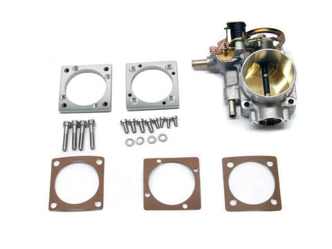 DISCO Diftech 10081 Throttle Body & Adapter Plate Kit SR20DET - Diftech