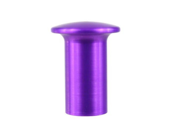 DIFtech E Brake Button for Nissan 240SX - Purple Drift Spin Turn Knob 10109 - Diftech