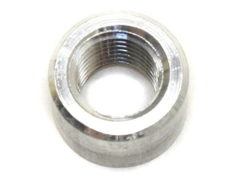 "DIFtech Aluminum Bung 1/4"" NPT [OD 0.75""(19mm) Height 0.48""(12mm)] 10401 - Diftech"