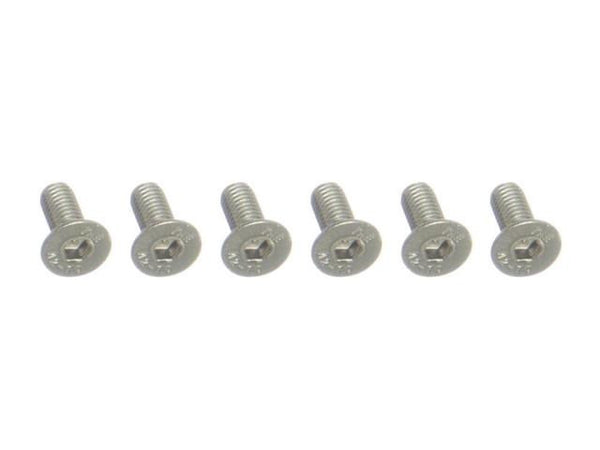 DIFtech Steering Wheel Hardware Kit - Stainless Steel 10602 - Diftech