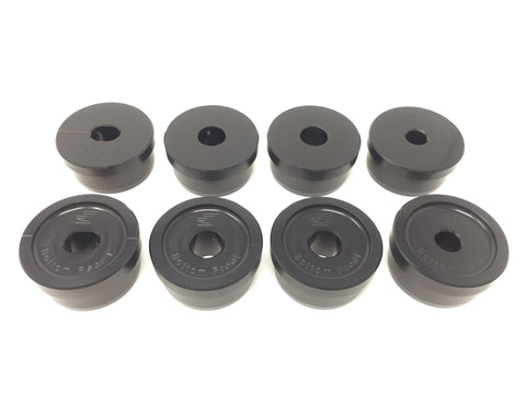 DIFtech Rear Subframe Bushing kit for FR-S BRZ 86 Solid Aluminum FD Legal 10717 - Diftech