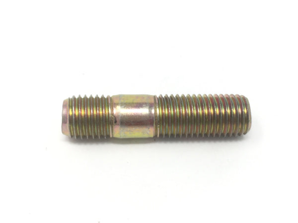DIFtech Stud Steel M10 x 1.25 x 42mm long (Thread Length 13mm vs. 20mm) 10458 - Diftech