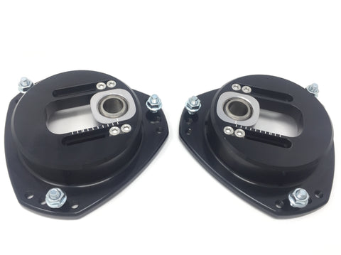 DIFtech Front Adjustable Camber Plates for Subaru WRX STi 2015+ Clocking 10706 - Diftech