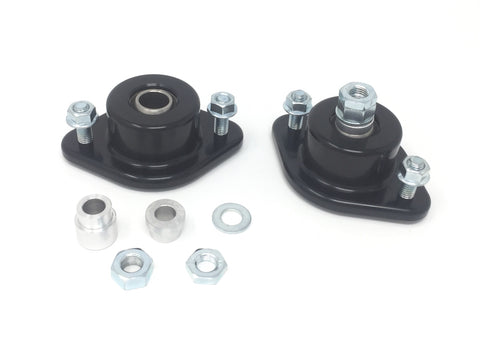 DIFtech Rear Shock Hats for BMW E46 3 Series Extended Suspension Mounts M3 10663 - Diftech