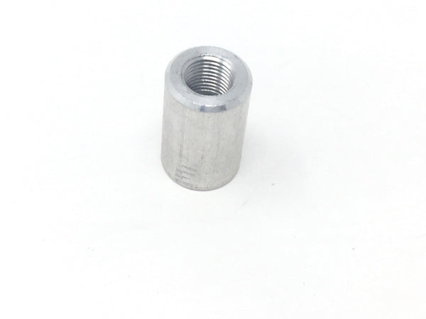 "DIFtech Bung 1/8"" BSPT Standard Aluminum OD 0.59""(15mm) Height 0.94""(23mm) 10454 - Diftech"