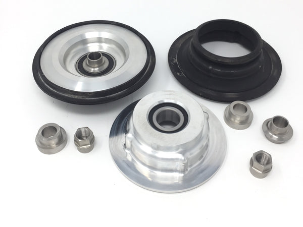 DIFtech Top Hat Install Kit FRONT for BMW E46 M3 w/ MCS Remote 10678-65