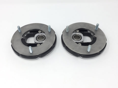 DIFtech Front Adjustable Camber Plates for BMW E92 M3 Clocking Adjustment 10683 - Diftech