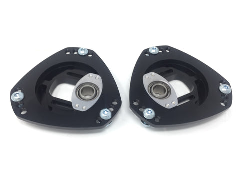 DIFtech Front Adjustable Camber Plates for Lancer Evo 8&9 Clocking Adjust 10701 - Diftech