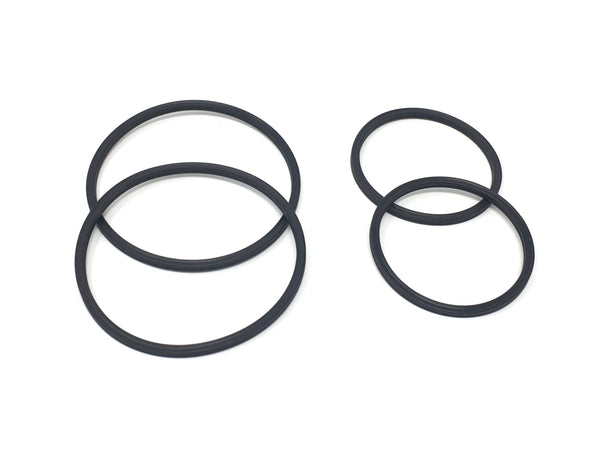 DIFtech Replacement O-ring Kit for 240SX Turbo Reclock Adapter (10611) - 10531 - Diftech