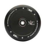 ENVY 110mm HOLLOWCORE BLACK/BLACK WHEEL