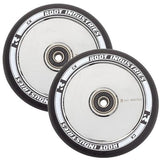 ROOT INDUSTRIES AIR WHEELS 120mm - BLACK/MIRROR