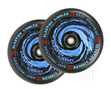 ROOT INDUSTRIES AIR WHEELS 110mm - BLACK/CLAYTON LINDLEY SIG