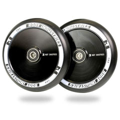 ROOT INDUSTRIES AIR WHEELS 110mm - BLACK/BLACK