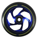 AO MANDALA 5 STAR SCOOTER WHEEL - BLUE