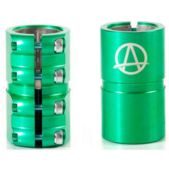 APEX PRO SCOOTERS V3 SCS CLAMP - GREEN