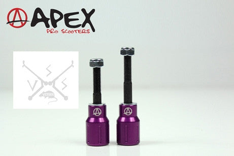 APEX BARNAYNAY PEGS - PURPLE