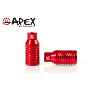 APEX BOWIE PEGS - RED