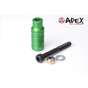 APEX GRIND PEGS - GREEN